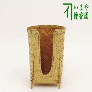 【煎茶道具 碗筒/椀筒】 白 国産仕上 約高11.8×約直径8cm