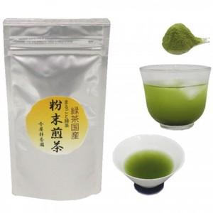 【日本茶/緑茶 粉末茶】【1000円ポッキリ】 粉末煎茶(粉末緑茶) 100g入り