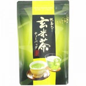 【日本茶 緑茶 ティーパック/ティーバッグ】 抹茶入り 玄米茶 ティーバッグ 20個入り