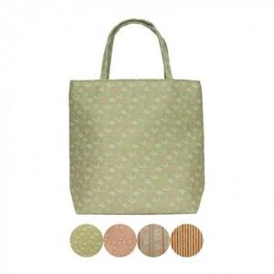 【和装バッグ トートバッグ】 フリーバッグ 正絹 名物裂使用 荒磯製(あらいそ) 4類から選べます。