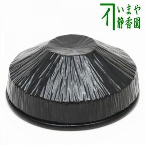 【茶器/茶道具 香合】 乾漆 兜巾(ときん) 畦地粒俵作