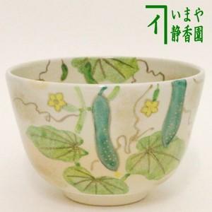 【茶器/茶道具 抹茶茶碗】 御本 胡瓜(きゅうり) 水出宋絢作