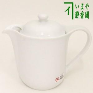 【急須/ティーポット C-SV-3】 CELEC(セレック) Vポット クールホワイト