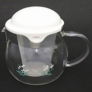 【急須 ティーポット CHY-36】 HARIO(ハリオ) 茶茶ポット きらら ホワイト 約360ml