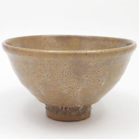 【茶器/茶道具 抹茶茶碗】 大井戸茶碗 有楽 丸子窯