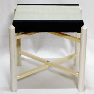 【茶器/茶道具 椅子/座椅子】 立礼用椅子 (裏千家:御園棚用)(表千家:末広棚用) 一客 【smtb-KD】