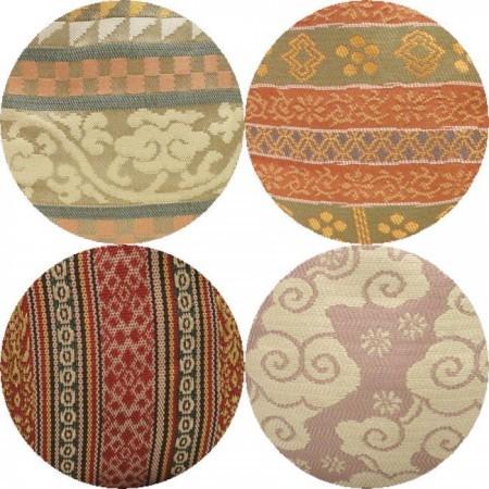 【茶道具 老松仕服(老松仕覆)】 老松茶器用 正絹 4種類より選択 即中斎好