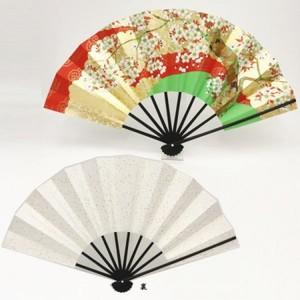 【茶器/茶道具 飾扇子(飾り扇子)】 桜 9寸