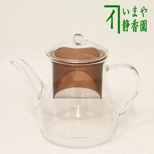 【急須/ティーポット C-GDP-61A】 CELEC(セレック) ガラス(硝子) Vドリパコポット クリアー 耐熱硝子 コーヒー用