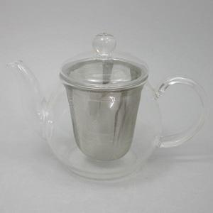 【急須 ティーポット】 ガラス(硝子)急須 耐熱硝子
