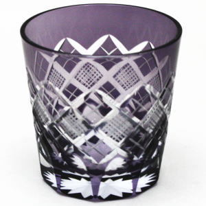 【フリーカップ ガラスコップ】 江戸硝子 平山紋治作