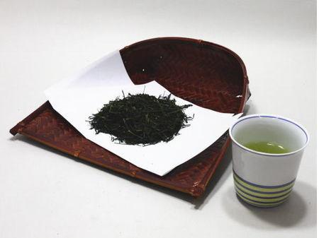 【日本茶・緑茶・煎茶】 母の日ギフト 香川県産 新茶 紫 100g入 1袋