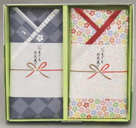 【日本茶/緑茶/煎茶ギフトセット(詰め合わせ・ご贈答)】 敬老の日ギフトセット 香川県産 上 讃岐の雫 100g入 2袋
