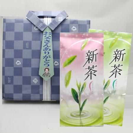 【日本茶・緑茶・煎茶】 父の日ギフト 香川県産 新茶100g入×2本