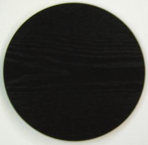 【茶道具・釜用敷板・長板/お棚】 小板 丸(尺0) 掻合 木製