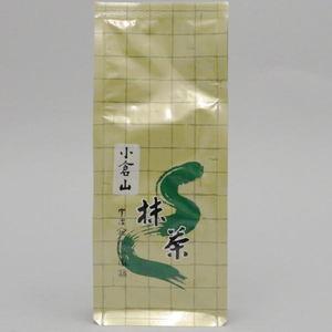 【抹茶】 小倉山 100g入り 山政小山園 (薄茶用)