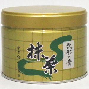 【抹茶】 式部の昔 150g入り 山政小山園 (薄茶用)
