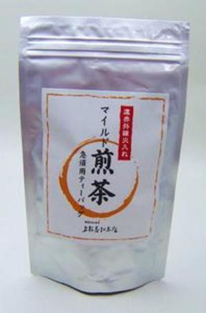 【日本茶/緑茶】 急須用ティーバッグ マイルド煎茶 京都宇治上林春松本店