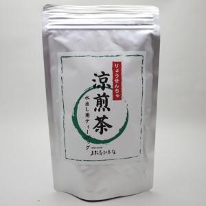 【日本茶/緑茶】 水出しティーバッグ 涼煎茶 京都宇治上林春松本店製