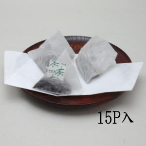 【ティーパック  紅茶ティーバッグ】 八女紅茶 せせらぎ 国産茶葉 2g×15p入り