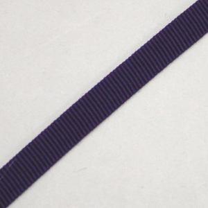 【茶器/茶道具 真田紐】 加賀錦 袋紐 紫色 9mm巾 1m/380円
