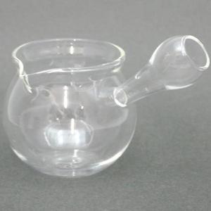 【煎茶道具】 湯冷まし ガラス(硝子) 耐熱硝子