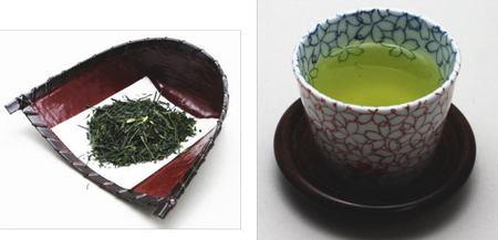 【日本茶・緑茶】 煎茶 香川県産 新茶 紫 100g入
