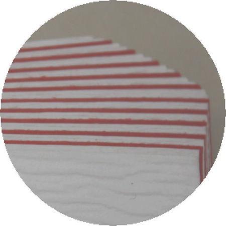 【茶器/茶道具 炭道具】 紙釜敷き 檀紙 紅白又は黄白 山崎吉左衛門作