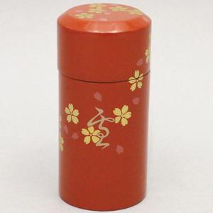【茶器/茶道具 巻煙草入れ/巻莨入れ】 桜拭漆 雪月花