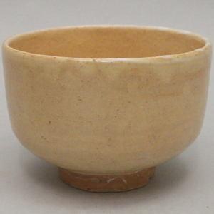 【茶道具 抹茶茶碗 干支「戌」】 干支茶碗 萩焼き 高台に肉球 小松健作