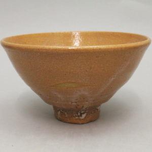 【茶器/茶道具 抹茶茶碗】 大井戸茶碗 喜左衛門写し 丸子窯